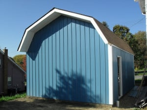 Update On Building Our Shed