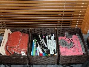 My Favorite Art Journaling Supplies – Front and Center…