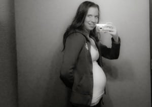 document the bump: 16 weeks.