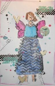 She Art Card…