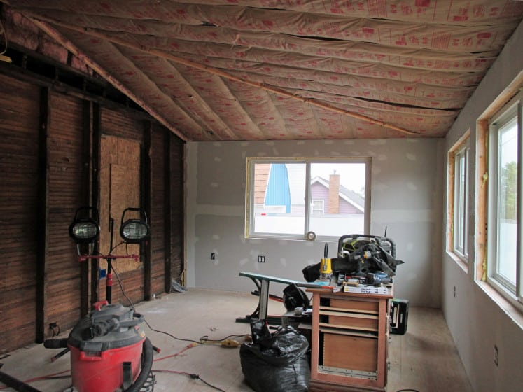 drywall sanding 1
