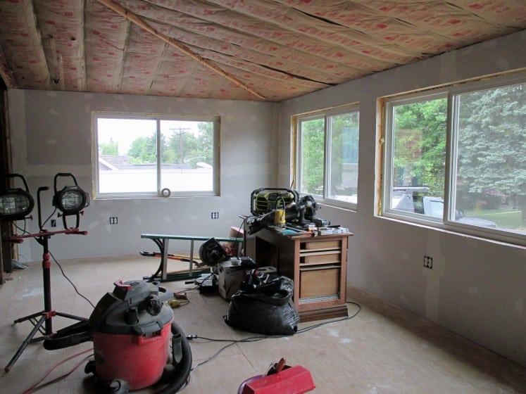 drywall sanding 2
