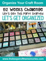 52 Weeks to an Organized Workspace – Putting It All Together