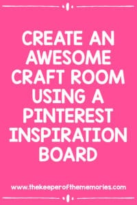 Workflow Wednesday – Using Pinterest To Create An Inspiration Board For Your Space