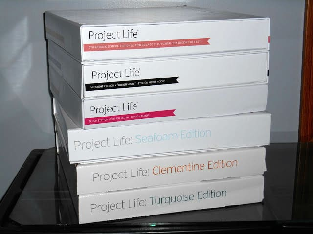 project life boxes