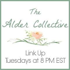 The Alder Collective Link Up #29