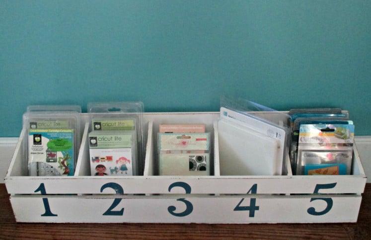 cricut cartridges embossing folders