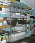 52 Weeks To An Organized Workspace – Organizing Patterned Paper By Collection