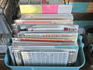 52 Weeks To An Organized Workspace – Alphas & Numbers