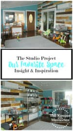 The Studio – Our Favorite Space (2015)