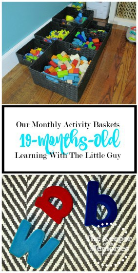 If you're looking for some awesome ideas for educational toys and games for your toddler, then look no further. Check out this creative mama's favorites for her 19-month-old.