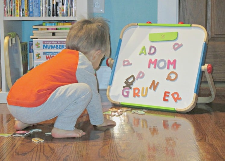E - Magnetic Letters
