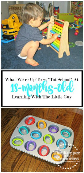 Check out what one mama and her toddler are up to with their Tot School days. This post is full of ideas for awesome toddler activities.