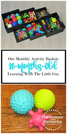 If you're looking for some awesome ideas for educational toys and games for your toddler, then look no further. Check out this creative mama's favorites for her 20-month-old little guy.