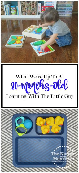 """Are you ready for """"Tot School"""" Days? Follow along with one creative mama and her little guy as they explore all kinds of awesome toddler activities."""