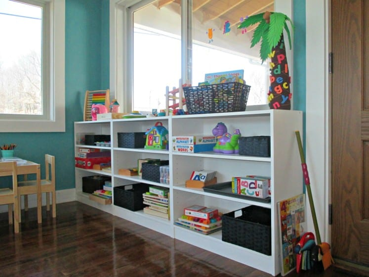 montessori-inspired shelves 2
