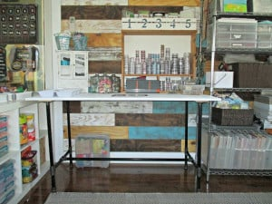 Studio Sunday – Creating An Awesome Craft Workspace