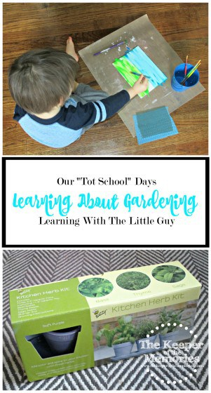 Follow along with one creative mama and her little guy as they explore gardening and learn through play. Lots of awesome ideas! Click through to read now or pin to save for later.