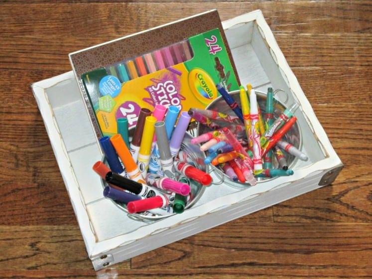 art journaling kit for kids