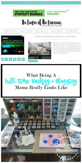Are you interested in starting a blog? Still working full-time and curious how to fit it all in? Check out what life really looks like for one full-time working + blogging mama. This is a must-read post if you're serious about starting a blog while you're still working full-time.