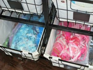 Studio Sunday – How I Organize Sewing & Quilting Supplies, Yarn, and Ribbon, Fiber, & Thread