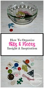 52 Weeks to an Organized Workspace – Bits & Pieces