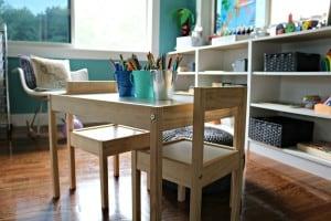 How We Created A Family Art Studio w/ TinkerLab