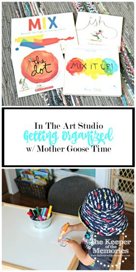 Are you getting Mother Goose Time preschool curriculum? Or maybe you're just looking for some awesome ideas for an art theme for your little kids... Check out this post! Click to read now or pin to save for later.