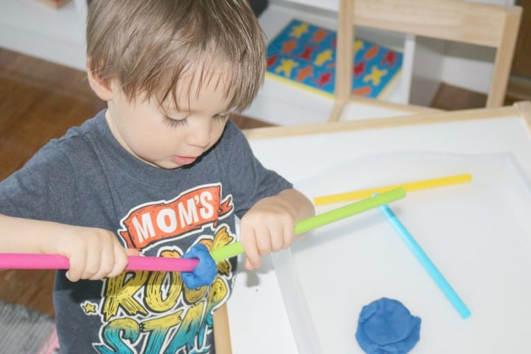 In the Science Lab – Exploring Structures With Little Kids