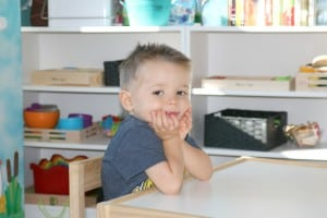What A Typical Day Looks Like In Our Preschool Homeschool