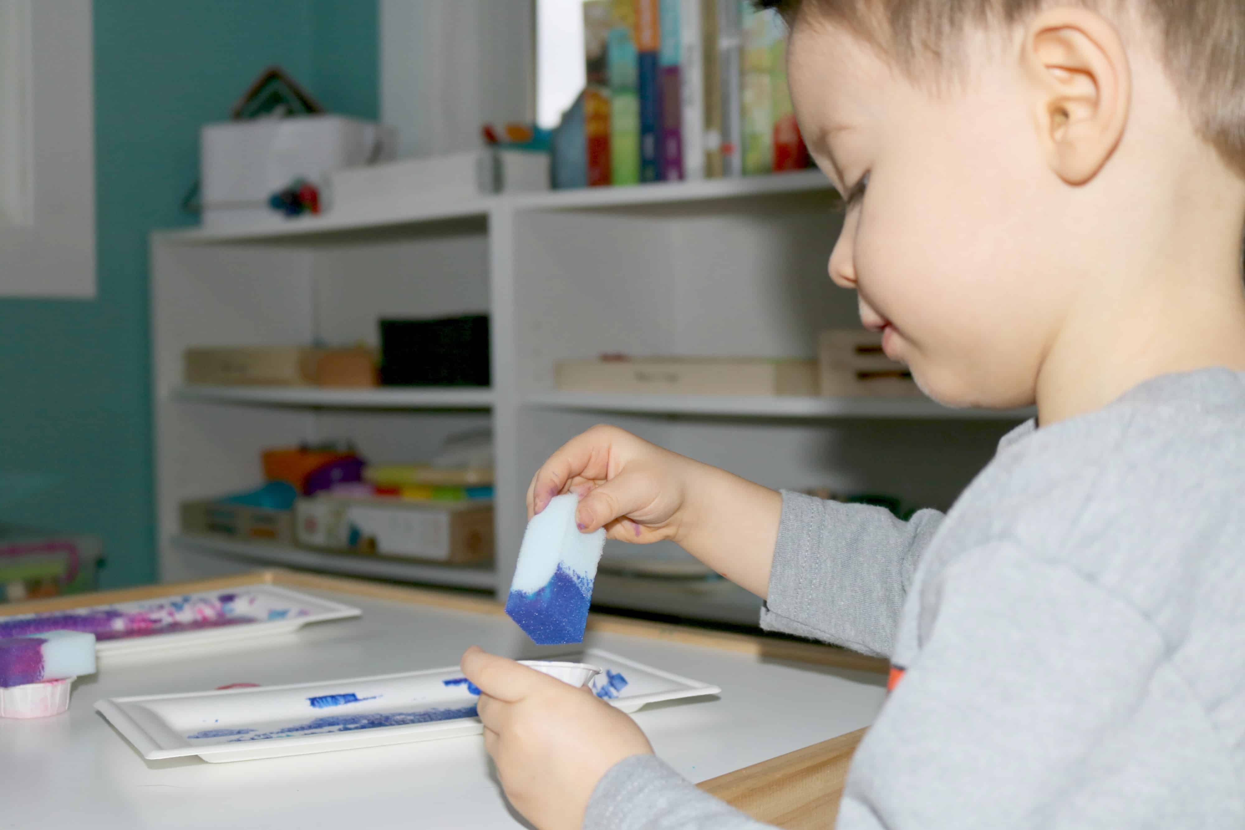 Why It's So Important to Give Little Kids Lots of Time + Space to be Creative
