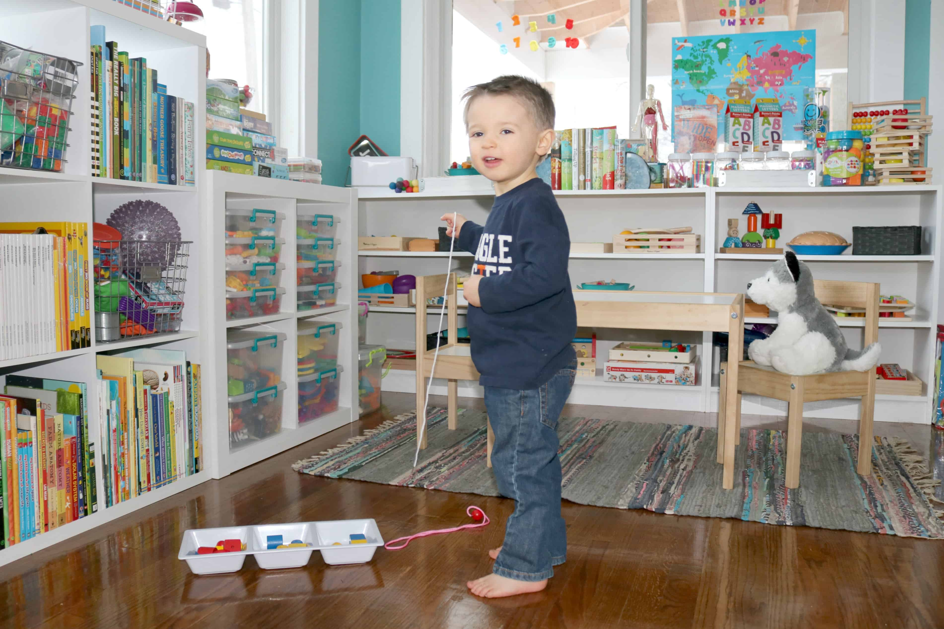 4 Awesome Ideas for Using Preschool Manipulatives With Little Kids