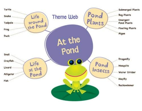 Pond Theme Web