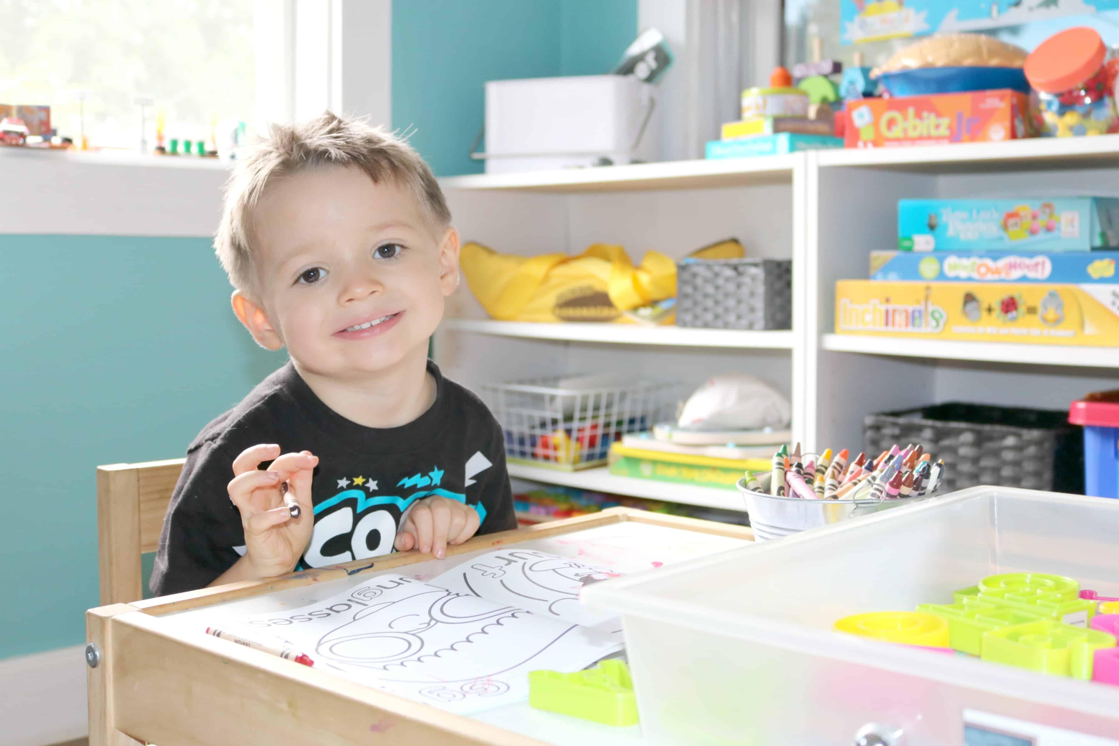 The Best Preschool Curriculum For Homeschool Mamas