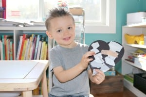 Heal My Broken Heart Activity for Little Kids