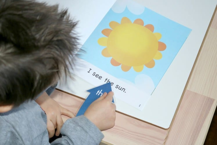 Sight Word Pointers 3