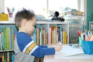 Using Journaling Activities to Encourage Creative Thinking In Your Preschool Homeschool