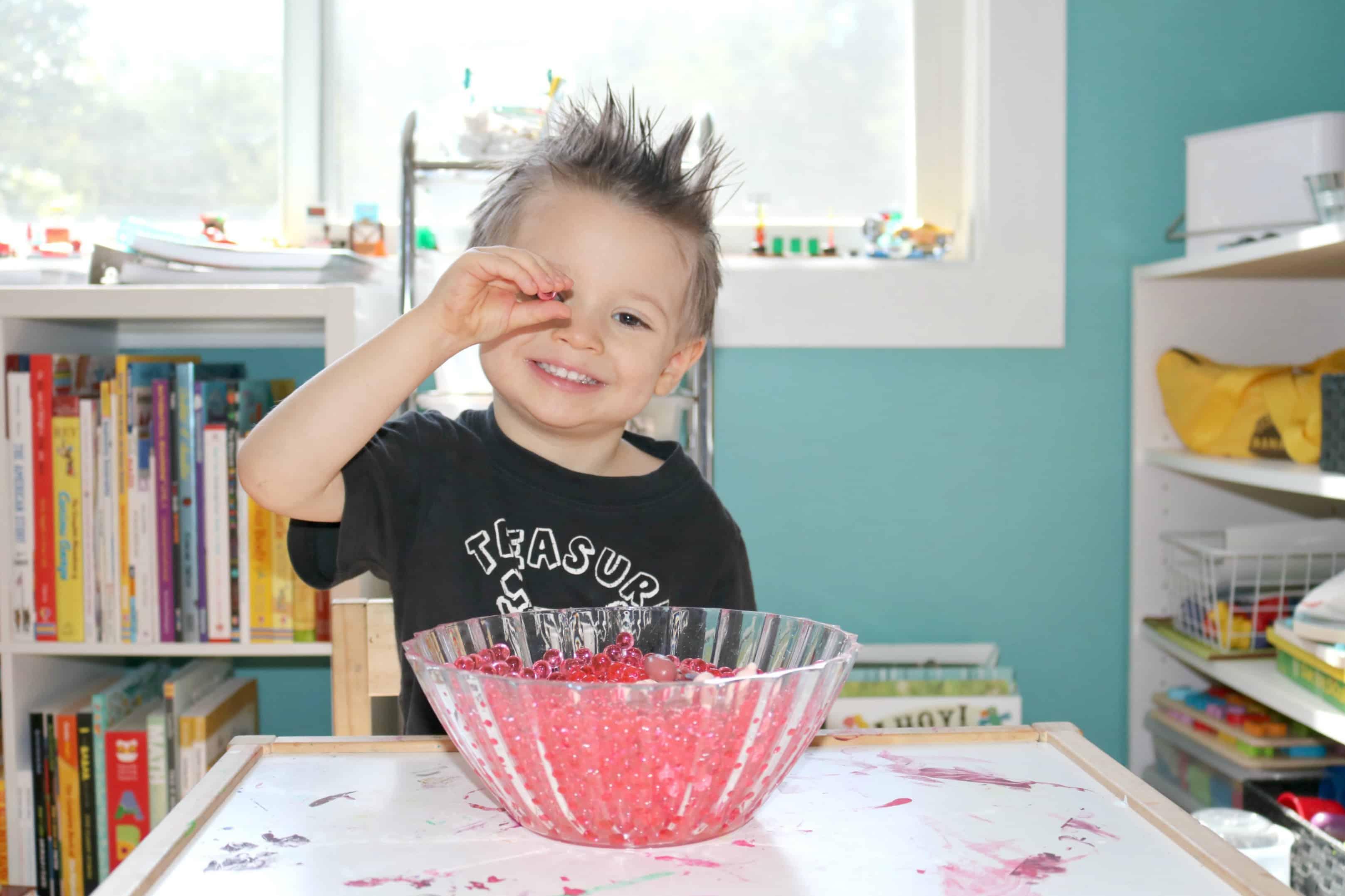 Human Organs Sensory Activity for Little Kids