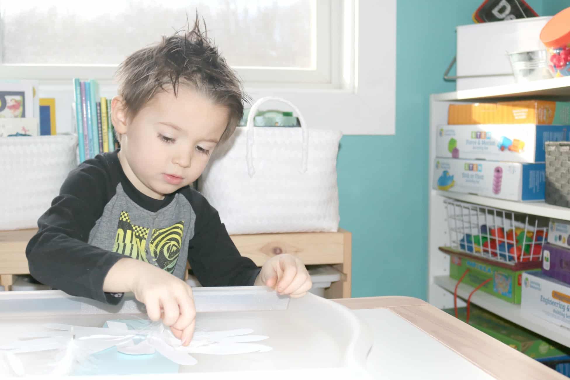 Quick & Easy A is for Angel Door Hanger Christmas Bible Story Art for Little Kids