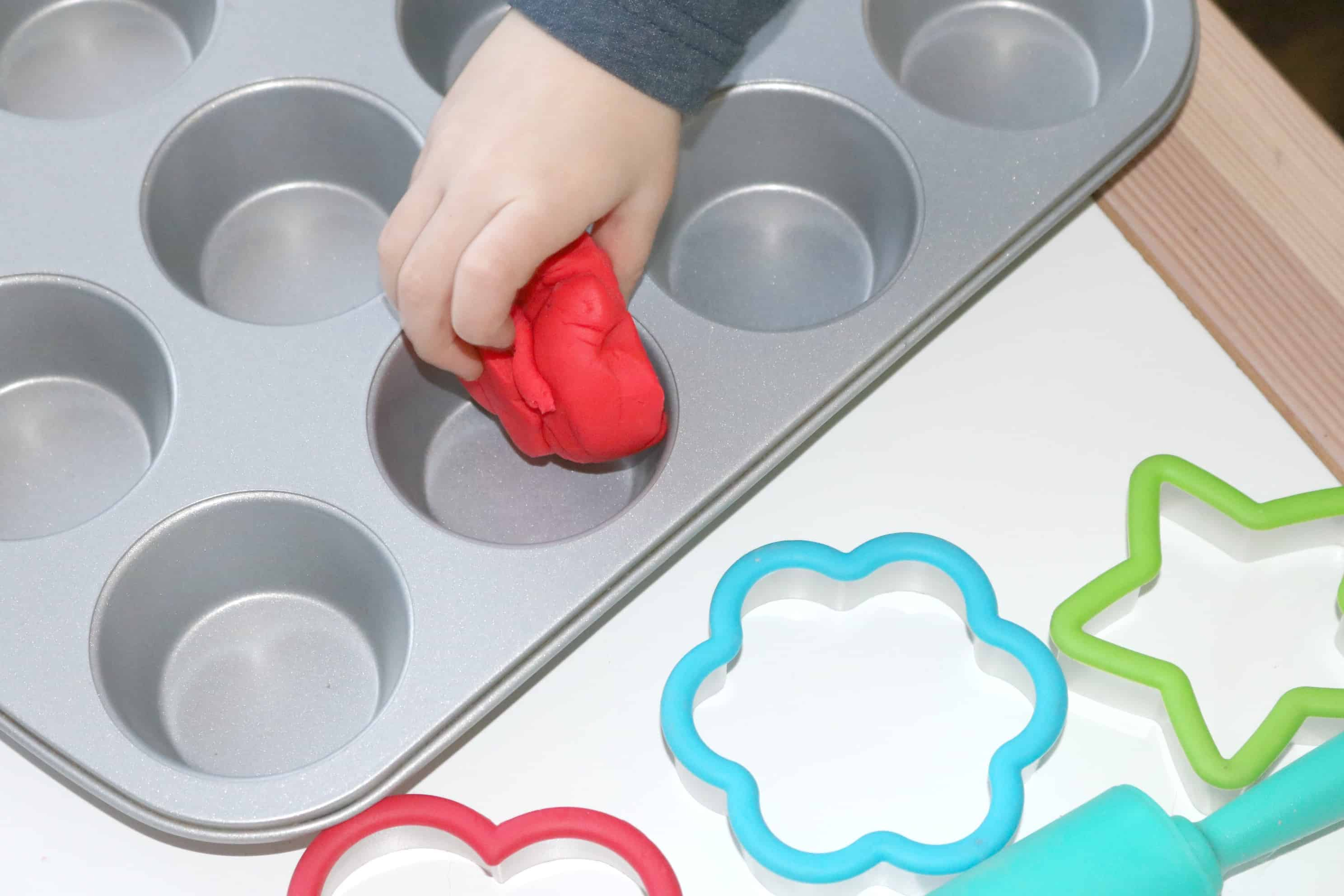 Preschool Food Groups Theme Bakery Investigation Station
