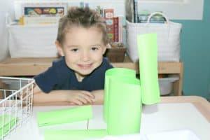 3 Quick & Easy Cactus Crafts & Activities for Preschoolers