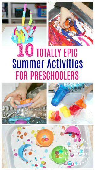 totally epic summer activities for kids