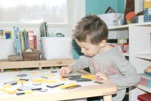 3 Ideas for Using Preschool Manipulatives In Your Homeschool