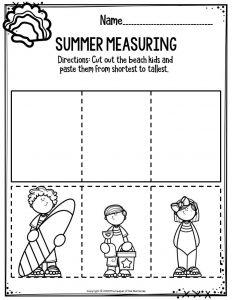 Summer Measuring