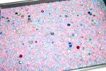 How To Make A Colorful Unicorn Sensory Bin for Little Kids + Free Printable Instructions
