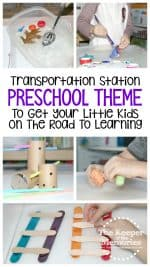 4 Transportation Preschool Monthly Theme Ideas That Will Get Your Little Kids On The Road To Learning