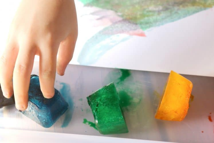 Painting with Ice 2