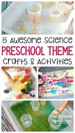 5+ Awesome Science Lab Preschool Monthly Theme Crafts & Activities for Little Kids