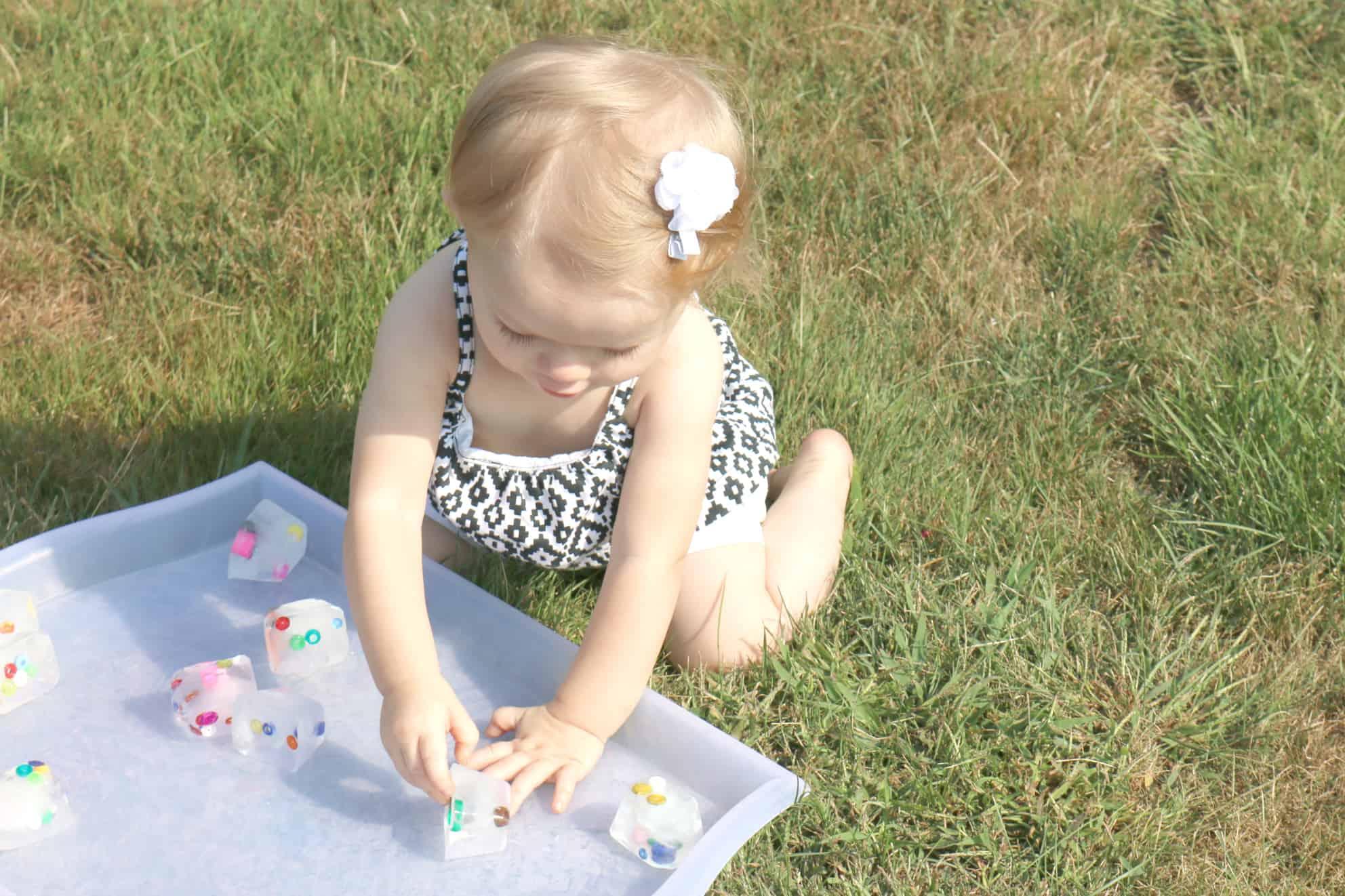 Icy Fish Pets Preschool Monthly Theme Activity