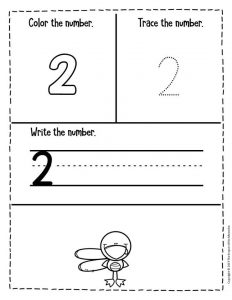 Preschool Worksheets Thanksgiving Counting 2